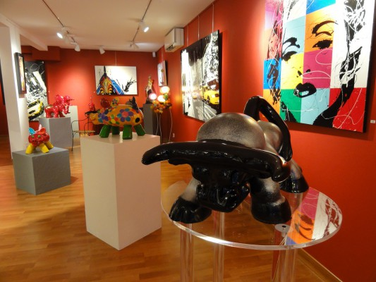 Galerie Sylvie Platini - Annecy
