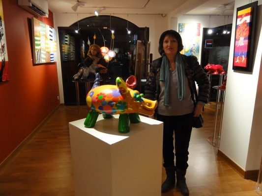Galerie Sylvie Platini