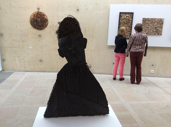 YUBI KIRINDONGO Musée Beelden ann Zee Scheveningen