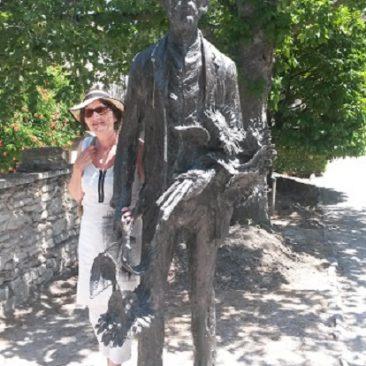 Visite à Vincent Van Gogh…