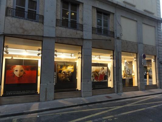 galerie SYLVIE PLATINI Lyon