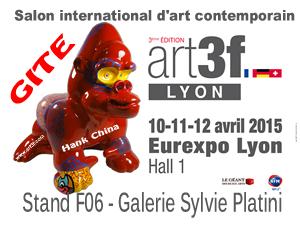 Art3f Lyon 2015