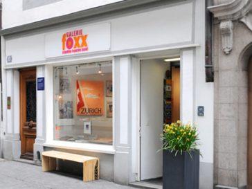 Galerie FOXX à Zurich