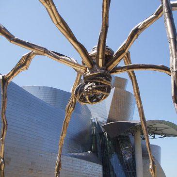 Visite au Guggenheim à Bilbao