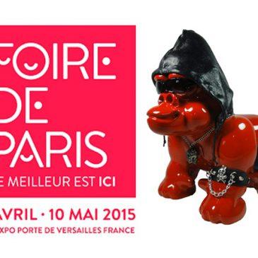 Foire de Paris 2015