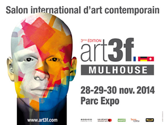 Salon Art3f Mulhouse