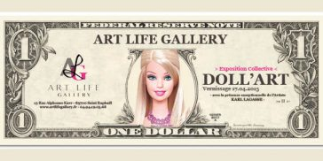 « DOLL'ART » Art Life Gallery