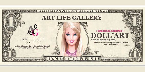 """DOLL'ART"" Art Life Gallery"