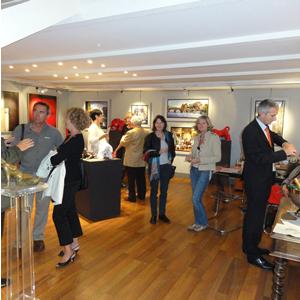 Galerie du PHAROS Marseille