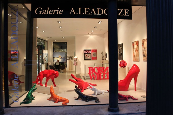 Galerie Leadouze - Paris