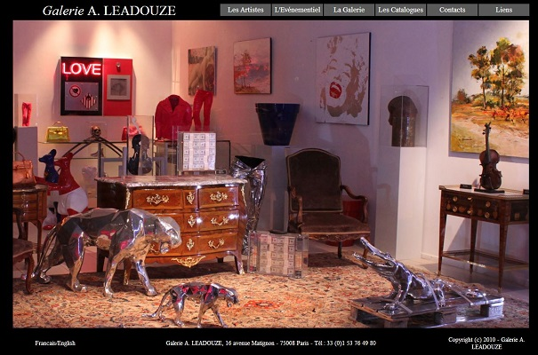 Galerie Leadouze Paris