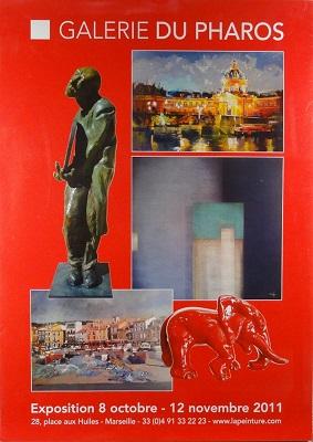 Expo Galerie du Pharos