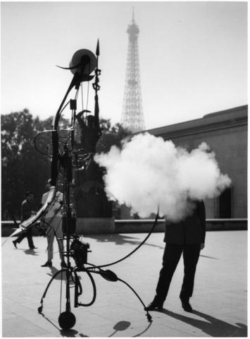 Robert Doisneau et les sculpteurs…