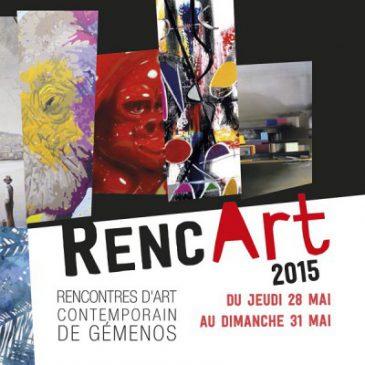 RencArt 2015 à Gémenos