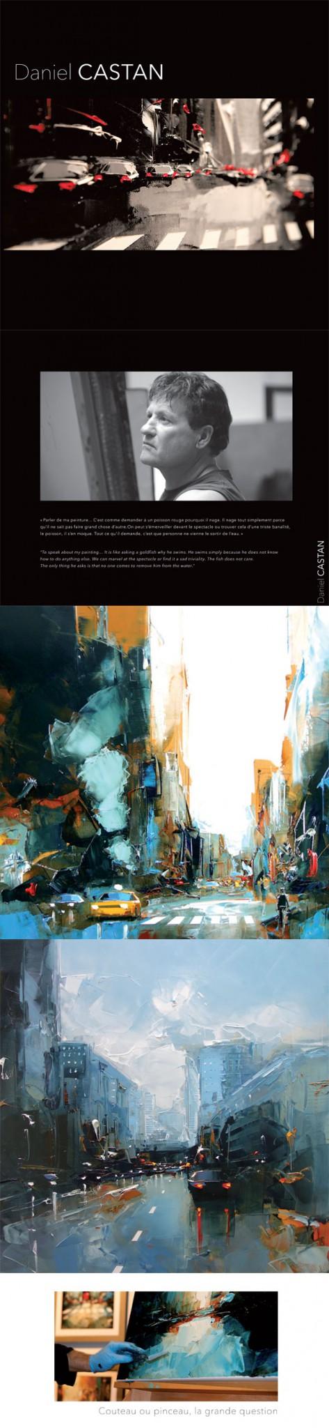 CASTAN - Galerie Sylvie Platini