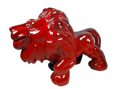 Un lion à LYON !