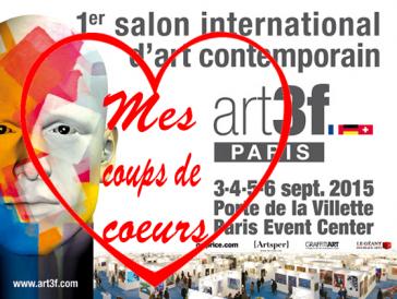 Art3f Paris – My favorites