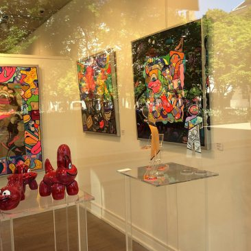 Exposition Galerie Sylvie Platini Lyon