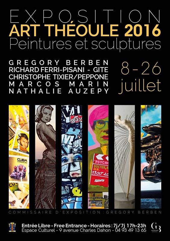 Plakat Expo theoule