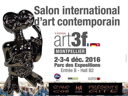 ART3f MONTPELLIER 2016