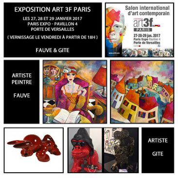 ART3f PARIS 2017
